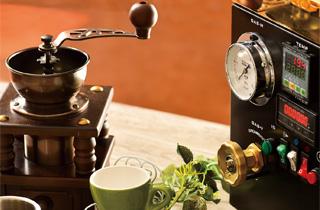 本格焙煎とアレンジコーヒードリンク