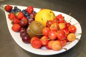 27フルーツ盛り
