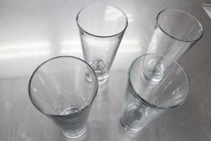 空のグラス