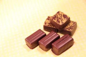 ショコラ試食