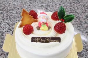 クリスマスケーキこっち