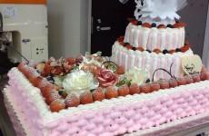 ウエディングケーキ (1)